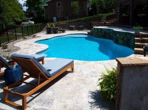 Cornelius N.C. Vinyl Pools Vs Concrete Pools