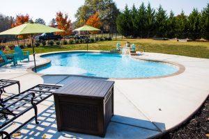Davidson N.C. Concrete Pools Vs Fiberglass Pools