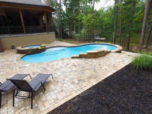 Davidson North Carolina Concrete Pools Vs Vinyl Pools