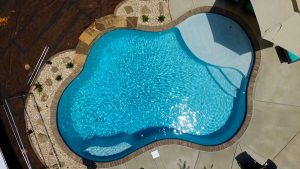 Huntersville North Carolina Fiberglass Pool Vs Concrete Pool