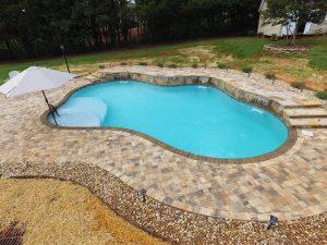 Newton Conover Concrete Pools Vs Fiberglass Pools