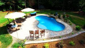 Sherrills Ford Concrete Swimming Pools Versus Fiberglass Swimming Pools