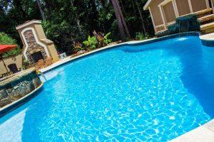 Terrell North Carolina Concrete Swimming Pools Versus Vinyl Liner Pools